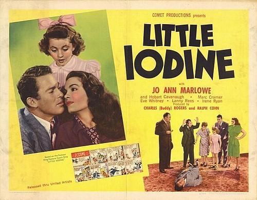 Little Iodine (Lost 1946 Comedy film)