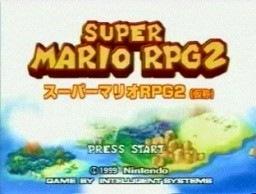 Super Mario RPG 2 (Early Paper Mario Beta)