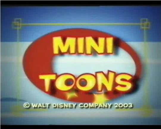 Mini Toons (Disney´s animated shorts series)