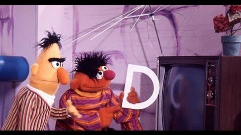 """Classic_Sesame_Street-_Ernie_and_Bert_-_Broken_""""D""""_TV"""