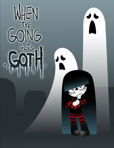 When the Going gets Goth