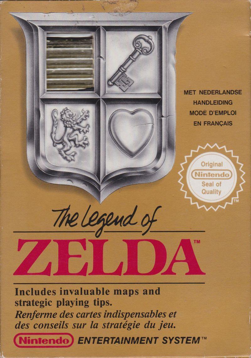 Legend of Zelda (alpha build, 1986)