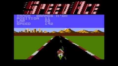 Speed Ace(lost ZX Spectrum port)