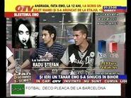 Bataie cu EMO la OTV