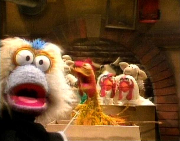 Little Muppet Monsters (Unaired/Incomplete Episodes 4-18; 1985)