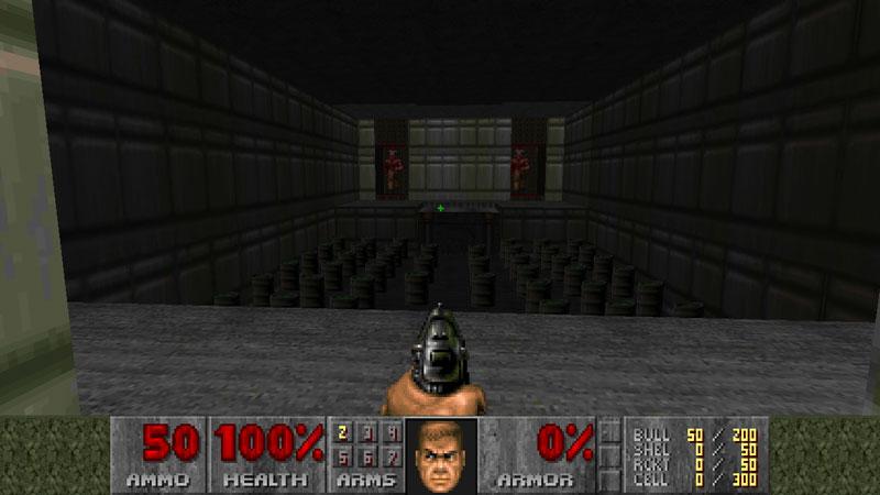 Doom Episode 5 (Unproduced Video Game Expansion, 1995)