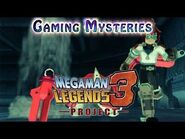 Gaming Mysteries- Mega Man Legends 3 (3DS) Cancelled?