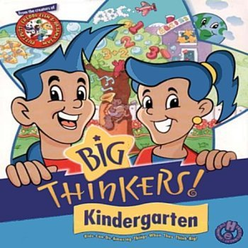 Big Thinkers 2nd Grade (Unreleased 1998 Video Game)