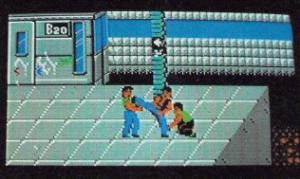 Renegade(lost original version of Commodore 64 port)