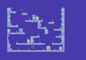 Squid(lost Commodore 64 game)
