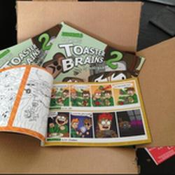 Toaster Brains 2 (Lost Eddsworld Book)