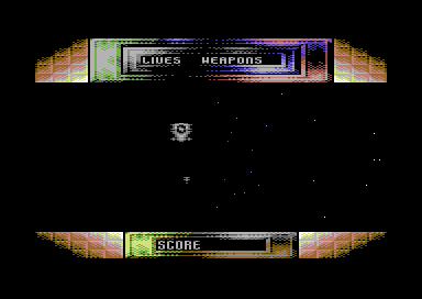 Deep In Space(lost Commodore 64 game)
