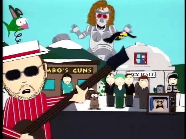 South Park (Partially Found Latin Spanish Dub)