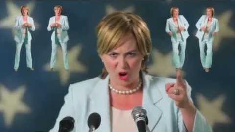 King Henry VIII vs Hillary Clinton (Unreleased Epic Rap Battles of History Episode; 2014)