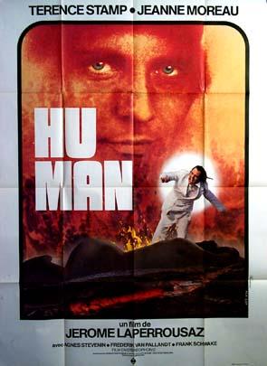 Hu-Man (Lost 1975 Terence Stamp Movie)