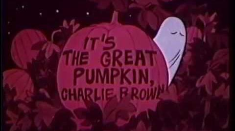 It's the Great Pumpkin Charlie Brown 1966 Coca cola Commercial