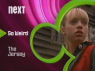 Disney Channel Bounce era - So Weird to The Jersey
