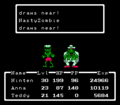 EARTH BOUND zombies