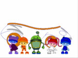 Team Umizoomi: Partially Found Pilot; The Umizumiz