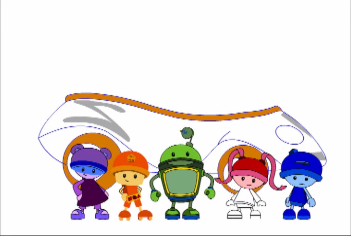 Team Umizoomi: Lost Pilot; The Umizumiz
