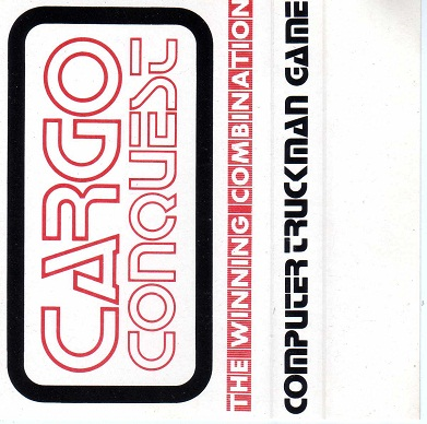 Cargo Conquest: The Winning Combination(lost ZX Spectrum multicassette)