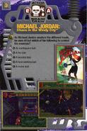 Michael Jordan Sega