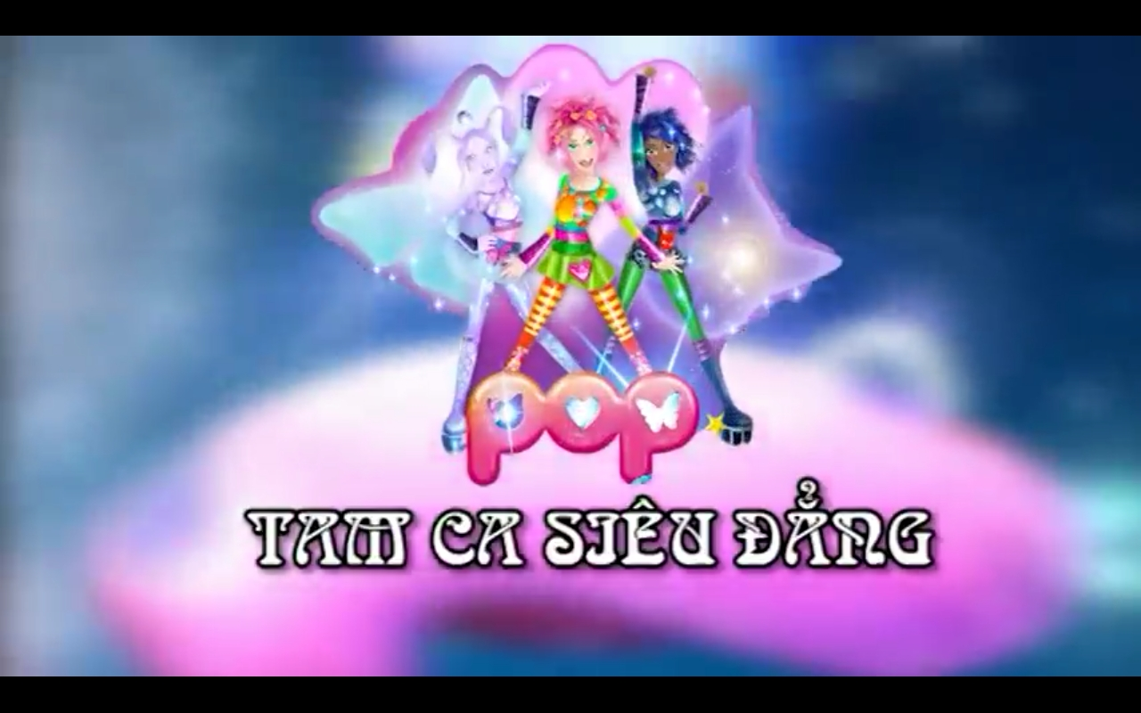 Pop Secret (Lost Vietnamese Dub)
