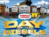 Thomas & Friends: Day of the Diesels (Original Cut; 2011)