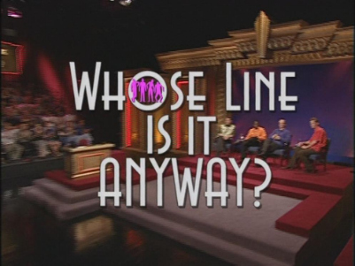 Whose Line Is It Anyway? (unaired segments of ABC improvised comedy show; 1998-2004)