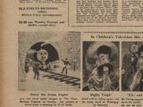"""The Sad Story of Henry (lost live BBC broadcast adaptation of """"The Railway Series"""" books series; 1953)"""