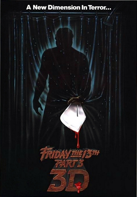 Friday the 13th Part III Alternate Endings