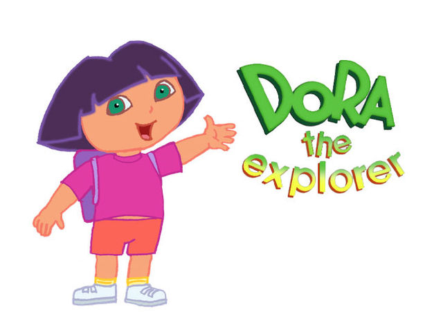 Dora the Explorer (Pilot Episode)