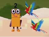 Numberblocks: Original version of Twoland (2020)