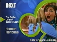 Disney Channel Bounce era - The Suite Life of Zack & Cody to Hannah Montana (Blue Street)
