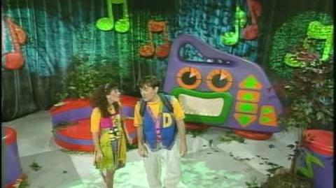 Judy & David's Boombox (Partially found YTV Jr./Treehouse TV Show)