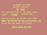 Sky-Jack (lost Commodore 64 game)