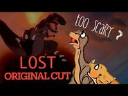 The Land Before Time Deleted Scenes -LostMedia