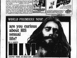 Him (lost gay pornographic Jesus film; 1974)