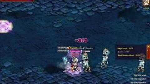 Master of Fantasy (lost online game;2008-2010)
