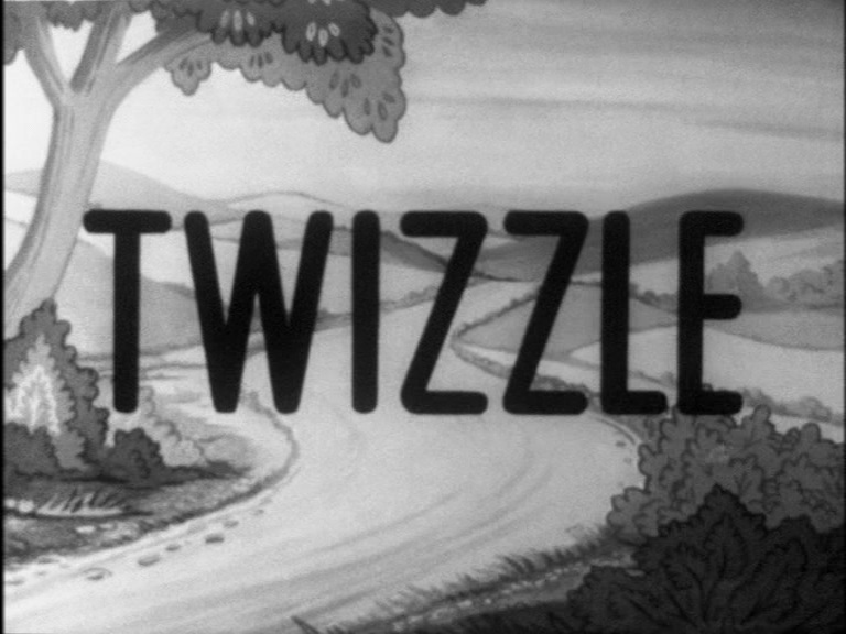 The Adventures of Twizzle (1957 Gerry Anderson Series)