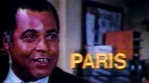 Paris (Lost 1979 CBS Crime Drama)