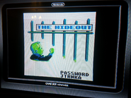 Baby's Day Out Game Boy screenshot
