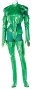 Brigette Nielsen She Hulk costume