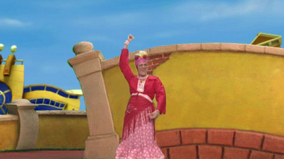 The Lazy Dance (lost episode of LazyTown)