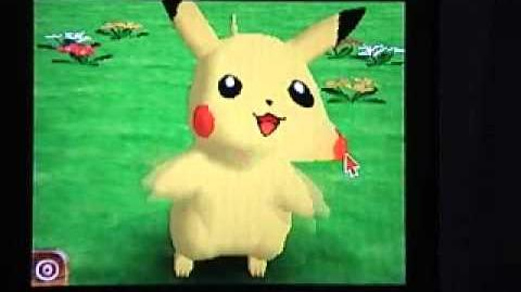 Pikachu DS (Lost video game, date unknown)