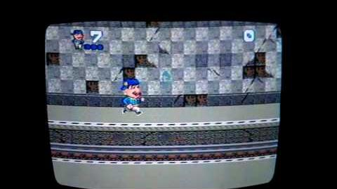 Bean Ball Benny (Cancelled 1991 Sega Genesis Video Game)
