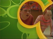 Disney Channel Bounce era - So Weird We'll Be Right Back (Green Bubbles)