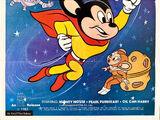 Teräshiiren avaruusseikkailut (Mighty Mouse in the Great Space Chase Finnish Dub)