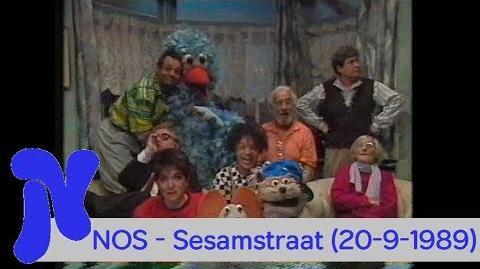 NOS - Sesamstraat (20-9-1989)