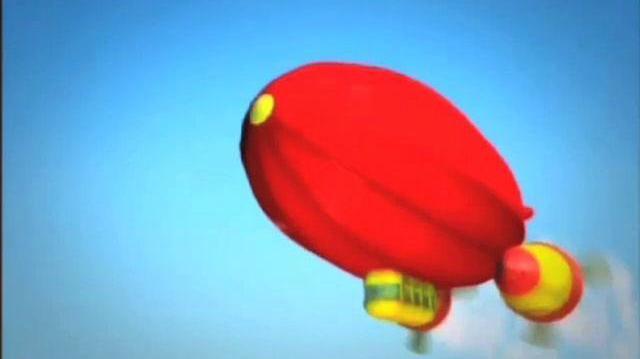 Toon News (2004/2005(?) CGI Interstitial Toon Disney Series)